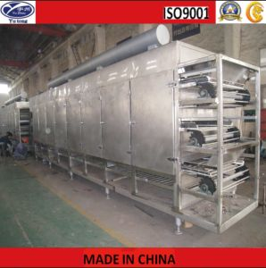 Multilayer Conveyor Belt Drying Machine for Agricuture Product pictures & photos