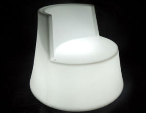 Modern Home Furniture Design Plastic Event Luminous LED Leisure Chair pictures & photos