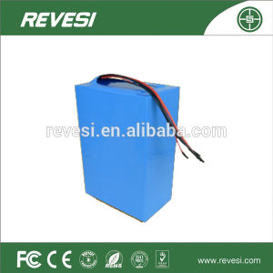 China Supplier 12V60ah Lithium Ion Battery for Electric Fish Equipment and Flood Light and Solar Power Street Lamp pictures & photos