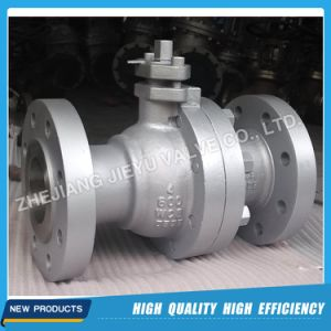 Stainless Steel Ball Valve with Gear pictures & photos