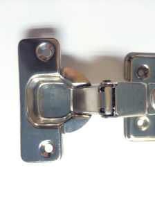 35mm Cabinet Hinge Stainless Steel Soft Closing Hinge pictures & photos