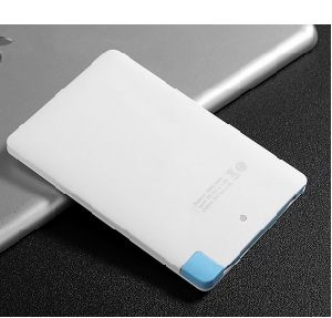 Wholesale Customized 2600mAh Credit Card Power Bank Charger for Free Sample pictures & photos