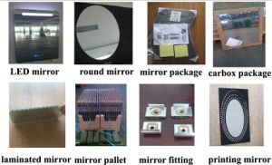 The Ce Itcc TUV Certification of Sliver Mirror, Lead Free Mirror, Sliver Mirror, Bathroom Mirror, Copper Free Mirror, Unframed Bathroom Mirror