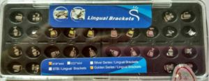 Dental Orthodontic Metal Brackets Braces Mini Roth 018 3 Hooks pictures & photos