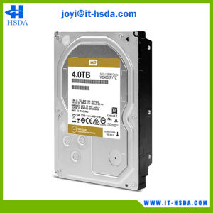 Wd4002fyyz 4tb 7200 Rpm SATA 128MB 3.5 Inch Hard Drive pictures & photos