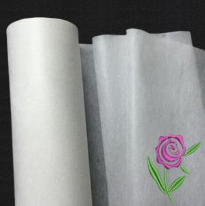 90c Hot Water Soluble Paper Fusing Interlining pictures & photos