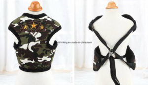 Colorful Camouflage Dog Chest Harness pictures & photos