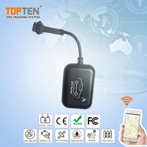 Mini GPS Tracking Device for Motorcycle Car Vehicle with Power Cut (MT05-ER) pictures & photos