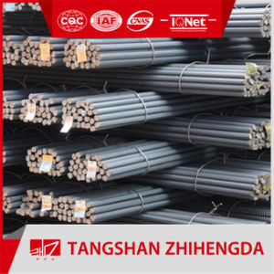 ASTM, Gr40/Gr60 Deformed Bar with Good Quality and Lowest Price pictures & photos