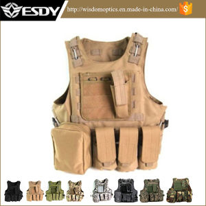 Military Tactical Combat Molle system Army Vest pictures & photos