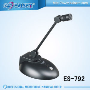 Wire Es-792 Professional Hypercardioid Conference Microphone
