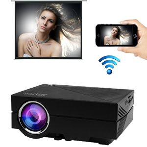1000 Lumens 3D 1080P Full HD LED Home Multimedia Projector pictures & photos