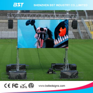 High Resolution P6 Waterproof Rental LED Display pictures & photos