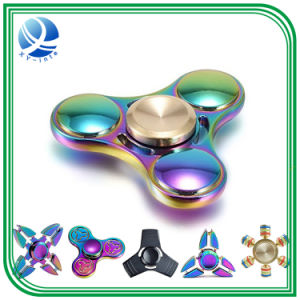 Hot Puzzle EDC Leaning Educational Toy Hand Fidget Spinner pictures & photos
