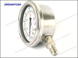 Og-010 Glycerine Pressure Gauge/Liquid Filled Pressure Gauge/Oil Pressure Gauge pictures & photos
