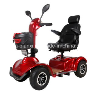 Ce Approved Electric Scooter with Four Wheels (ST091) pictures & photos