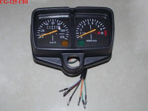 Yog Motorcyle Speedometer Assy Haojin125 Cg125 5 Speed pictures & photos