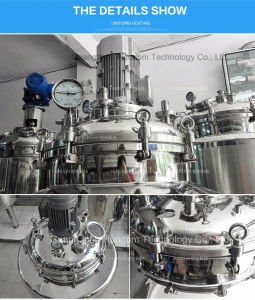 High Quality Vacuum Emulsifying Machine for Cosmetic Cream pictures & photos