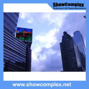 Outdoor Full Color LED Screen Display for Advertisement with Slim Panel (pH10 960mm*960mm) pictures & photos