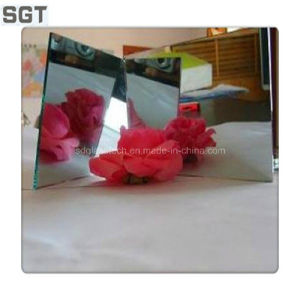3mm-6mm Customized Bronze Aluminum Mirror with CE pictures & photos