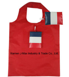 Foldable Flag Shopping Bag, Flag, Promotion, Sports Events, Reusable pictures & photos