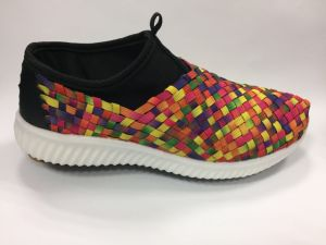 The Colorful Shoes with Hand-Making for Man and Woman pictures & photos