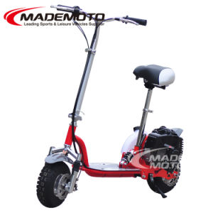 49cc Foldable Gasoline Scooter pictures & photos
