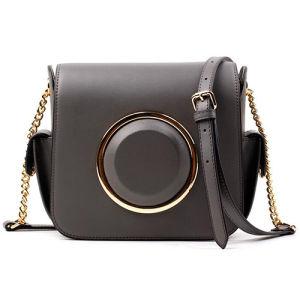 Designer Handbags Luxury Women Genuine Leather Messenger Bag Emg4890 pictures & photos