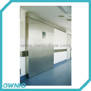 Qtdm-19 Stainless Steel Automatic Sliding Hermetic Door pictures & photos
