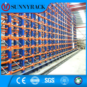 SGS Approved Durable Storage Steel Pallet Rack