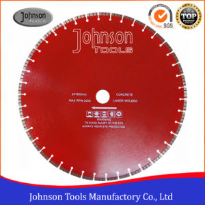 600mm Diamond Cutting Saw Blade with High Efficiency for Cured Concrete pictures & photos