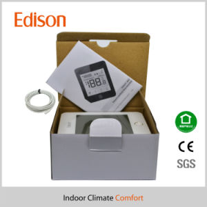 LCD Touch Screen Electric Underfloor Heating Room Thermostat pictures & photos
