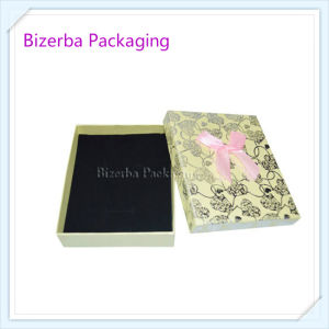 Four Color Printing Gift Jewelry Box for Packaging