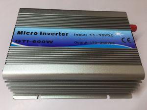 Gwv-600W-220V 22-60VDC 190-260VAC Solar Grid Tie Inverter pictures & photos
