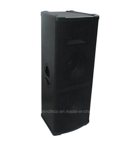 2X15 Inches Compact Two-Way Passive Speaker Box Vs-215 pictures & photos