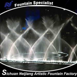 New Style 3D Running Fountain pictures & photos