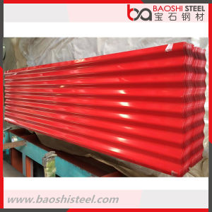 0.12-2.0mm Hot Dipped Galvanised Metal Steel Roof Tile pictures & photos