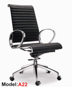 Eames Hotel Office Manager Leisure Leather Meeting Chair (B22) pictures & photos