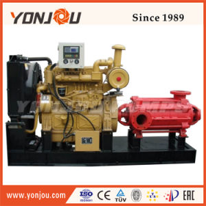 Diesel Driven Water Pump Multistage pictures & photos