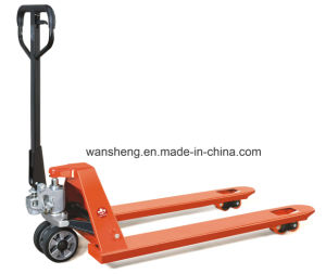 Hand Pallet Truck with Competitive Price pictures & photos