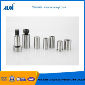 Customized Machined External Threaded Dowel Pin for Machinery Part pictures & photos