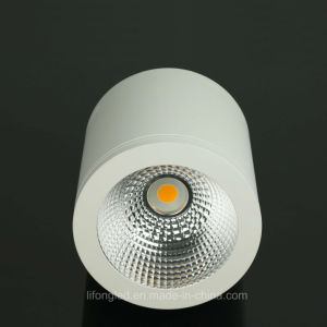 5 Inch 18W 25W 30W LED COB Surface Mounted Downlight pictures & photos