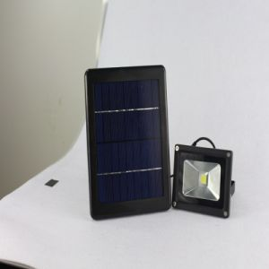 IP65 3W/9V Outdoor Motion Sensor Solar Green LED Light SL1-28 pictures & photos