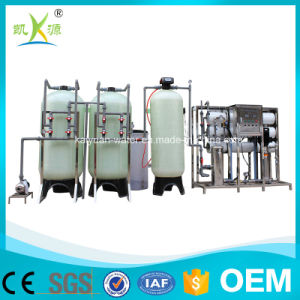 Ce Approved 1000L/H RO Brackish Water Treatment System/Water Desalination Plant/Water Purification Equipment pictures & photos