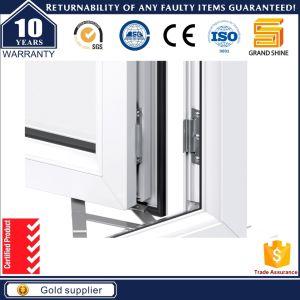 Best Solid Wood-Aluminum Cladding Casement Glass Window (CW50) pictures & photos