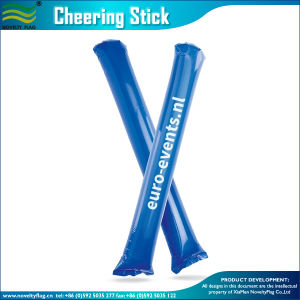 PE Cheering Stick Printing Logo (NF34P02015) pictures & photos