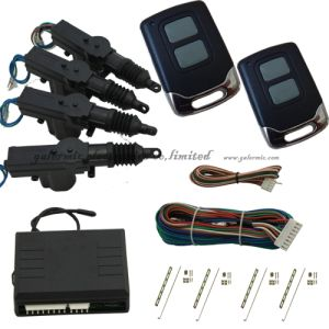 Universal Remote Central Locking Upgrade Kit with 2 Buttons pictures & photos