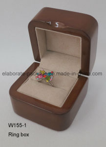 Popular Hot Sell Luxury Piano Glossy Wood Jewelry Gift Packing Box pictures & photos