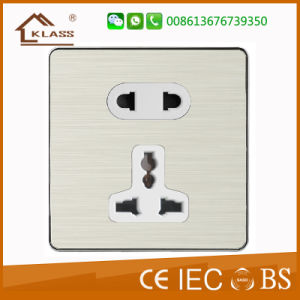 Modern 13A Mf 2pin and Multi Function 3pin Power Socket pictures & photos