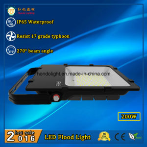 Ce RoHS Approved LED Flood Light Bulb 200W with Philips LEDs and Meanwell Power Supply pictures & photos